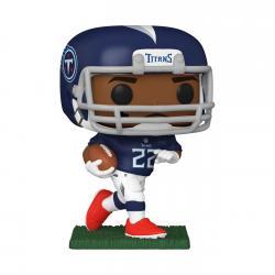 NFL POP! Sports Vinyl Figura Derrick Henry (Tennessee Titans) 9 cm - Imagen 1
