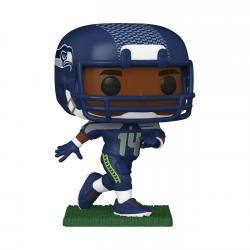 NFL POP! Sports Vinyl Figura D.K. Metcalf (Seattle Seahawks) 9 cm - Imagen 1