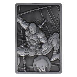 Marvel Lingote Deadpool Anniversary Limited Edition - Imagen 1