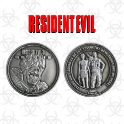 Resident Evil 3 Moneda Nemesis Limited Edition - Imagen 1
