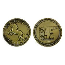 Rocky Moneda 45th Anniversary The Italian Stallion Limited Edition - Imagen 1