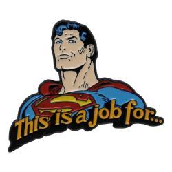 DC Comics Chapa Superman Limited Edition - Imagen 1