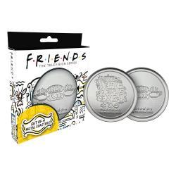Friends Pack de 4 Posavasos Central Perk - Imagen 1