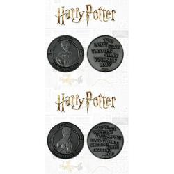 Harry Potter Pack 2 Monedas Dumbledore's Army: Harry & Ron Limited Edition - Imagen 1
