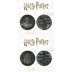 Harry Potter Pack 2 Monedas Dumbledore's Army: Neville & Luna Limited Edition - Imagen 1