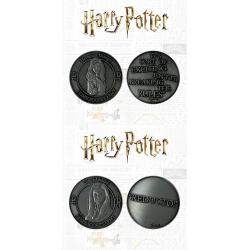 Harry Potter Pack 2 Monedas Dumbledore's Army: Hermione & Ginny Limited Edition - Imagen 1