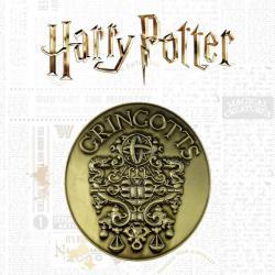 Harry Potter Medallón Gringotts Crest Limited Edition - Imagen 1