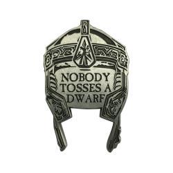 El Señor de los Anillos Chapa Gimli's Helmet Limited Edition - Imagen 1