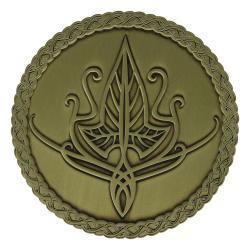 El Señor de los Anillos Medallón Elven Limited Edition - Imagen 1