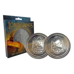 El Señor de los Anillos Pack de 4 Posavasos Green Dragon - Imagen 1