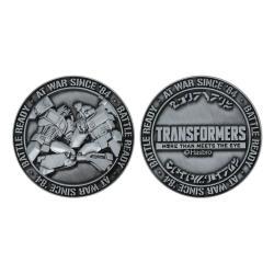 Transformers Moneda Battle Ready Limited Edition - Imagen 1