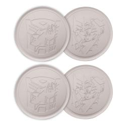 Transformers Pack de 4 Posavasos - Imagen 1