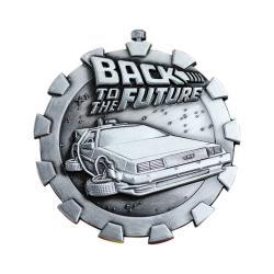 Retour vers le Futur Medallón Logo Limited Edition - Imagen 1