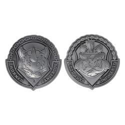 Tortugas Ninja Pack de 2 Medallóns Bad Guys Limited Edition - Imagen 1