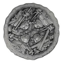 Tortugas Ninja Medallón Pizza Limited Edition - Imagen 1
