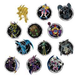 Yu-Gi-Oh! Chapas Expositor (12) - Imagen 1