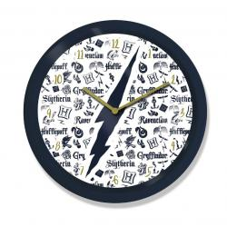 Harry Potter Reloj de Pared Infographic - Imagen 1