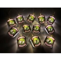 Riverdale Cadena de luces 2D South Side Serpents - Imagen 1