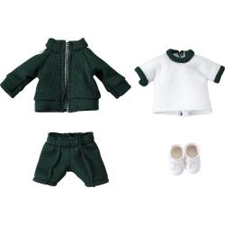 Original Character Accesorios para las Figuras Nendoroid Doll Outfit Set (Gym Clothes - Green) - Imagen 1