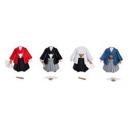 Nendoroid More 4 Accesorios para las Figuras Nendoroid Dress-Up Coming of Age Ceremony Hakama - Imagen 1
