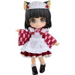 Original Character Figura Nendoroid Doll Catgirl Maid: Sakura 14 cm - Imagen 1