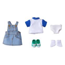 Original Character Accesorios para las Figuras Nendoroid Doll Outfit Set (Overall Skirt) - Imagen 1
