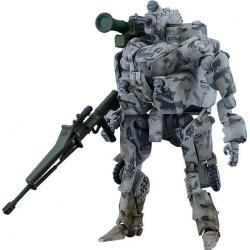 OBSOLETE Maqueta Plastic Model Kit Moderoid 1/35 Military Armed EXOFRAME 9 cm - Imagen 1