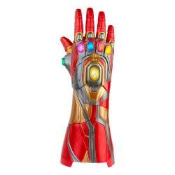 Marvel Legends Series Guantelete Electrónico Iron Man Nano Gauntlet - Imagen 1