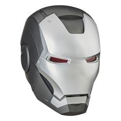 Marvel Legends Series Casco Electrónico War Machine - Imagen 1