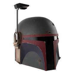 Star Wars The Mandalorian Black Series Casco Electrónico Boba Fett (Re-Armored) - Imagen 1