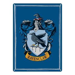 Harry Potter Placa de Chapa Ravenclaw 21 x 15 cm - Imagen 1