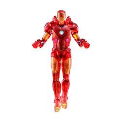Iron Man 2 Figura MM 1/6 Iron Man Mark IV (Holographic Version) 2020 Toy Fair Exclusive 30 cm - Imagen 1