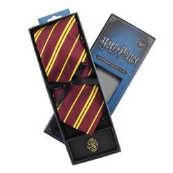 Harry Potter Set Deluxe de Corbata & Pin Gryffindor - Imagen 1