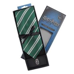 Harry Potter Set Deluxe de Corbata & Pin Slytherin - Imagen 1
