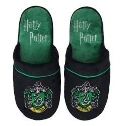Harry Potter Zapatillas Slytherin  talla S/M - Imagen 1