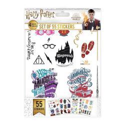 Harry Potter Set de Pegatinas Symbols - Imagen 1