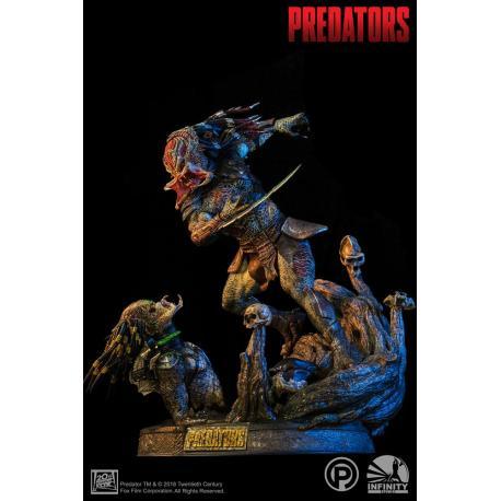 Predators Estatua 1/4 Berserker Predator 72 cm - Imagen 1