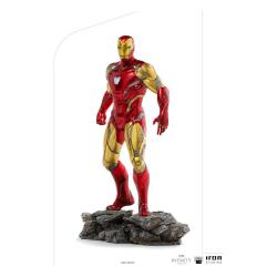 The Infinity Saga Estatua BDS Art Scale 1/10 Iron Man Ultimate 24 cm - Imagen 1