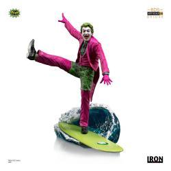 Batman 1966 Estatua Deluxe BDS Art Scale 1/10 The Joker 23 cm - Imagen 1