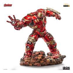 Vengadores La Era de Ultrón Estatua 1/10 BDS Art Scale Hulkbuster 38 cm - Imagen 1
