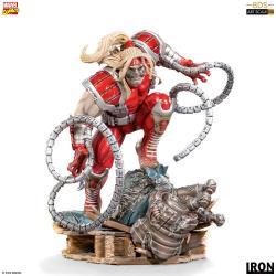 Marvel Comics Estatua 1/10 BDS Art Scale Omega Red 21 cm - Imagen 1