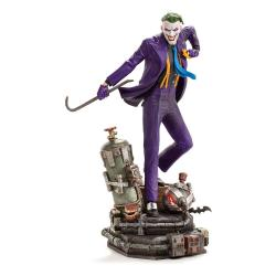 DC Comics Estatua 1/10 Art Scale The Joker 23 cm - Imagen 1