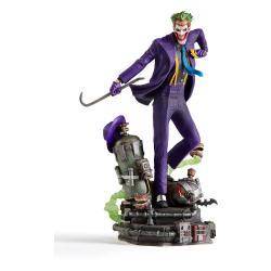 DC Comics Estatua 1/10 Deluxe Art Scale The Joker 23 cm - Imagen 1