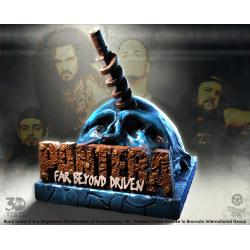Pantera Estatua 3D Vinyl Far Beyond Driven 23 x 18 cm - Imagen 1