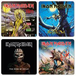 Iron Maiden Posavasos (4) - Imagen 1