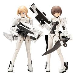 Megami Device Maqueta Plastic Model Kit 1/1 Wism Soldier Assault Scout 14 cm - Imagen 1