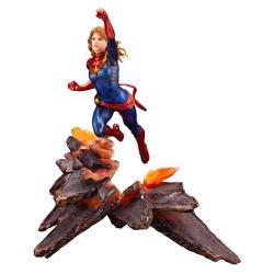 Marvel Universe ARTFX Premier Estatua PVC 1/10 Captain Marvel 27 cm - Imagen 1