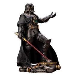Star Wars Estatua PVC ARTFX 1/7 Darth Vader Industrial Empire 31 cm - Imagen 1