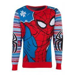 Marvel Suéter Christmas Spider-Man talla S - Imagen 1