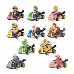 Mario Kart Coches de Cuerda Mystery Pack Expositor (12) - Imagen 1